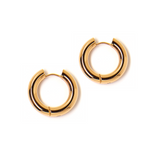 Estelle Large Hoop Earring