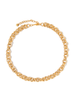 Hudson Small Gold Necklace