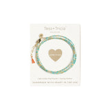 "Little Lovelies ""Ambition"" Carded Bracelet"