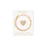 "Little Lovelies ""Serenity"" Carded Bracelet (Summer Edition)"