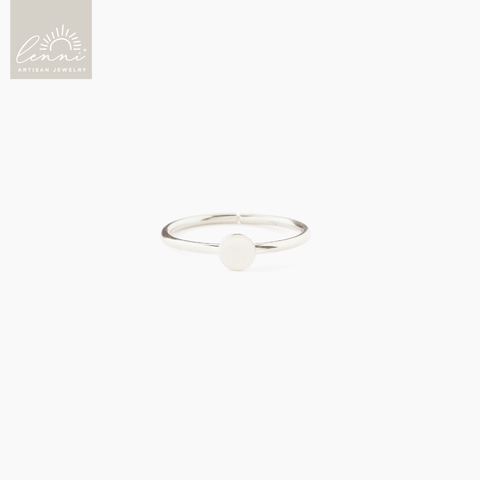 Lenni and Co® Circle Ring