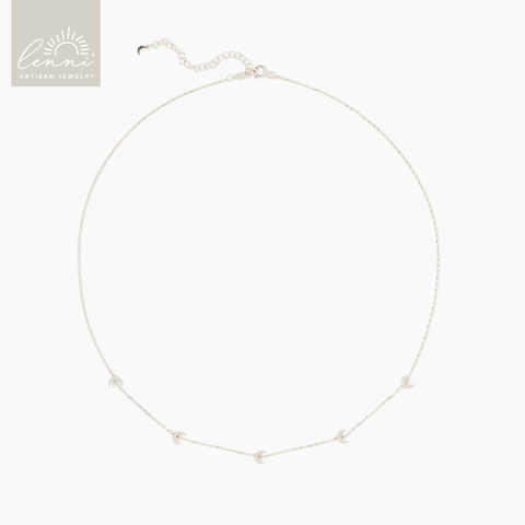 Lenni and Co® Moon Necklace