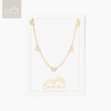 Lenni and Co® Butterfly Necklace