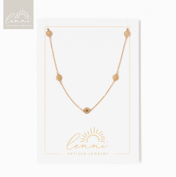 Lenni and Co® Daisy Necklace