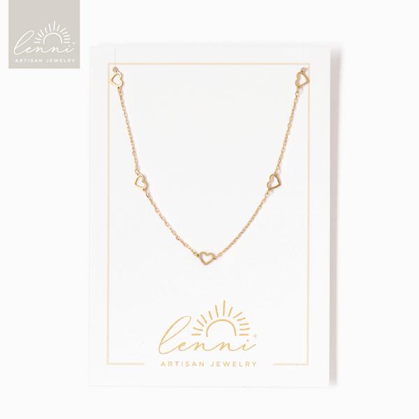 Lenni and Co® Heart Necklace