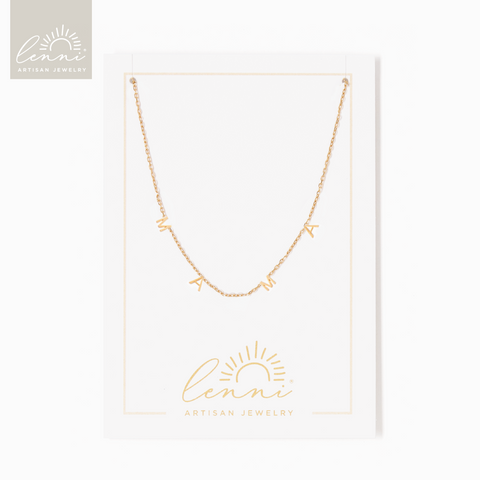 Lenni and Co® Mama Necklace