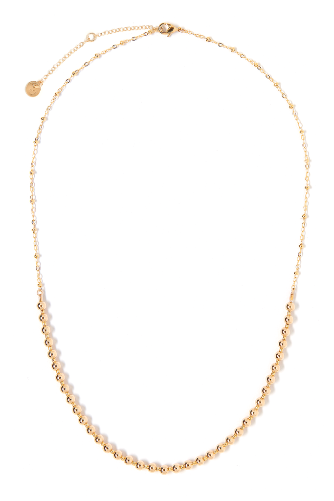 Hazel Gold-filled Necklace