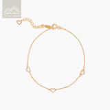 Lenni and Co® Heart Bracelet