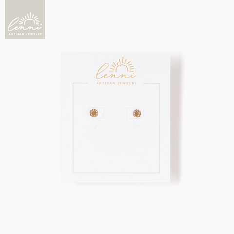 Lenni and Co® Daisy Stud Earring