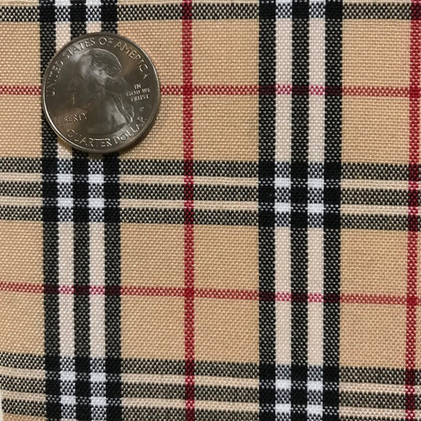 #211 Burberry Plaid