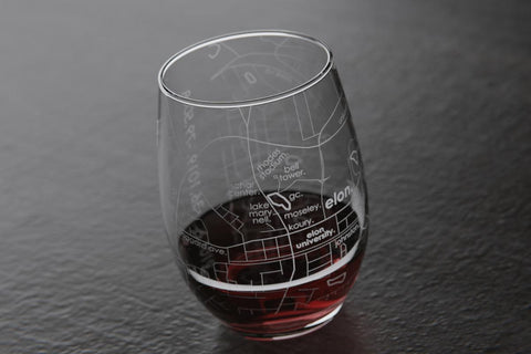 Elon Stemless Wine Glass