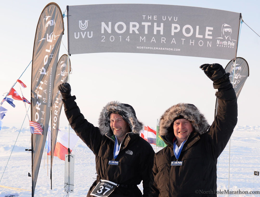 Bry Huges, PC Huges memorial fund and Armadillo Merino® Champion, North Pole