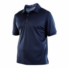POLO - SALE - Elite Short Sleeve Polo Shirt - DEEP BLUE - XS. 1 LEFT