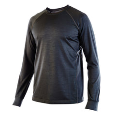PYTHON - Elite Long Sleeve Crew Neck - Dark Olive