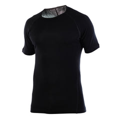 CONDOR - Raptor Short Sleeve Crew Neck - Black - XL