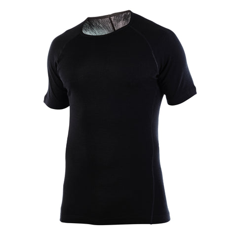 Black CONDOR - Raptor Short Sleeve Crew Neck