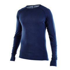 APOLLO - GB Blue Long Sleeve Crew Neck - XXL