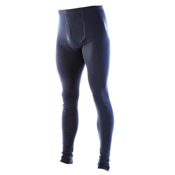 JOHNNIES - Long John Bottoms with Fly - S & XL