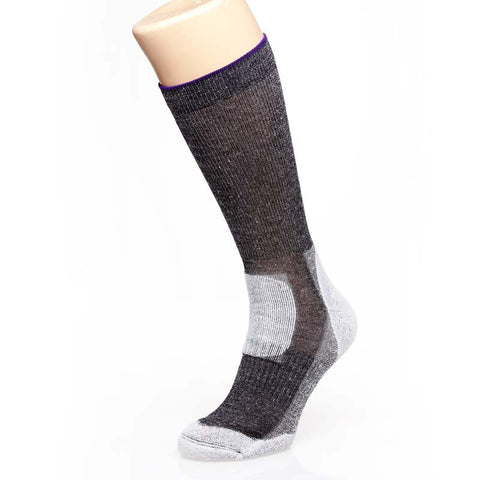 Black Lightweight Boot Sock - XL & XXL