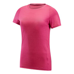 Rhea - Women's Merino Wool Base Layer Short Sleeve Crew Neck