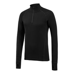 HAWK - Mens Merino Wool Raptor Long Sleeve Zip Top - S & L
