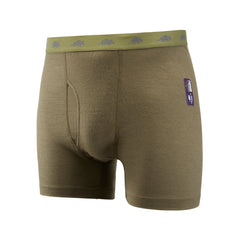 RAMMY - Mens Merino Wool Boxer with fly
