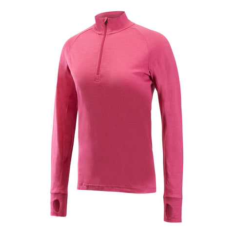 Rose Violet IONA - Women's Long Sleeve Zip Top