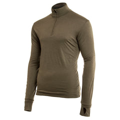 LYNX - Lined Long Sleeve Zip Top - Pre-order