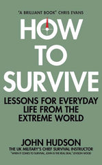 """How to Survive"" by John Hudson"