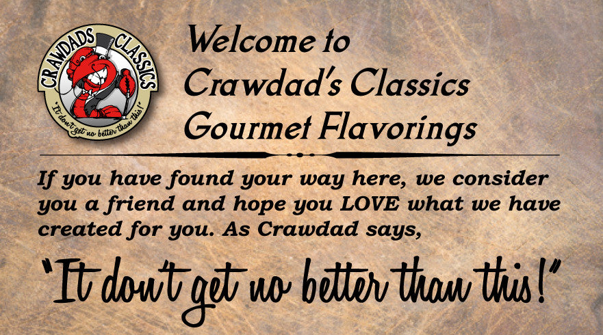 Crawdad's Classics - It don't get no better than this!