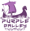 purple galley
