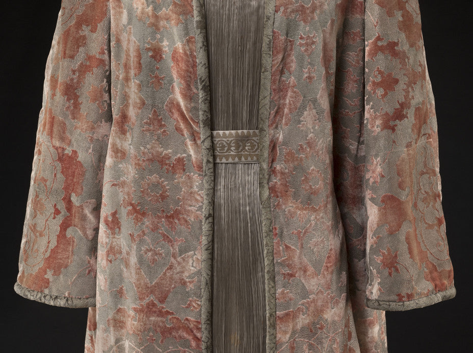 robe et manteau Mariano Fortuny