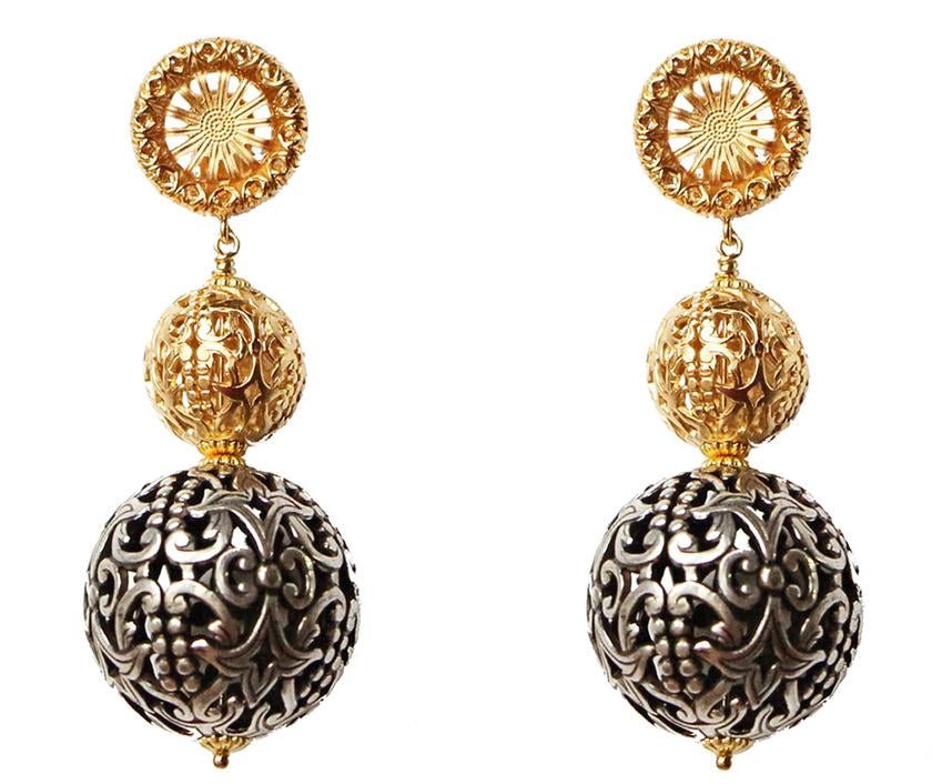 Bysantine Earrings