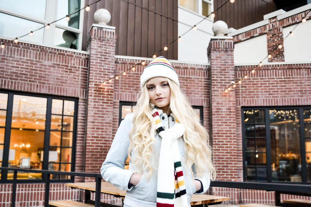 Stay Cozy Seattle Standard Goods Lookbook Photographer Kathreen Absuelo Model Sarah Troy