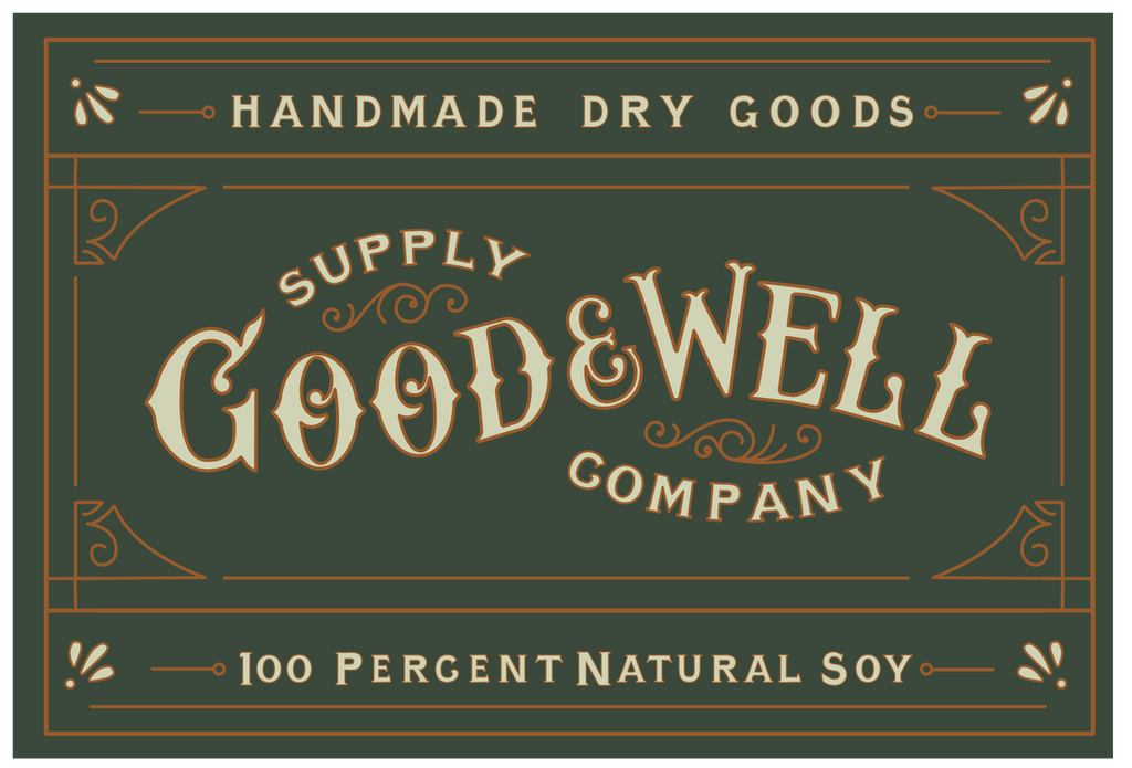 Good and Well Supply Co. Made in Seattle, WA USA at Standard Goods