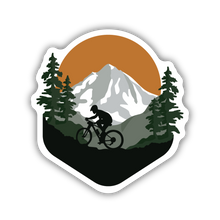 Load image into Gallery viewer, Stickers Northwest Mountain Biking Large Printed Sticker