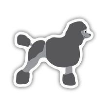 Load image into Gallery viewer, Stickers Northwest Poodle Large Printed Sticker