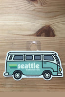 Acme Local Seattle VW Bus Sticker Mint