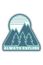 Load image into Gallery viewer, Stickers Northwest Always Explore Large Printed Sticker
