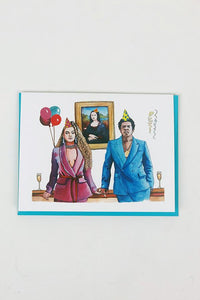 Yea Oh Greetings Jay Z and Beyonce Card