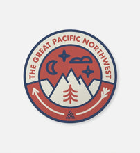 Load image into Gallery viewer, The Great PNW Campout Sticker