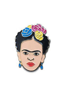 The Found Enamel Pin Frida