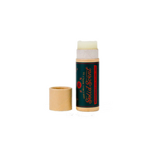 Load image into Gallery viewer, Good and Well Supply Co. Solid Fragrance Balm Woodsmoke