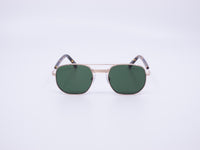 Spitfire Nailsea Sunglasses Gold Frame/Green Lens