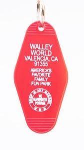 Three Sisters Motel Key Fob Wally World