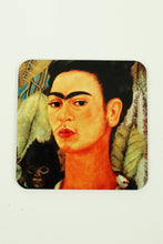 Load image into Gallery viewer, Jim Spinx Coaster Frida Monkey