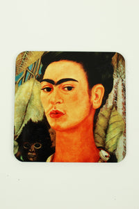 Jim Spinx Coaster Frida Monkey