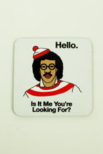 Load image into Gallery viewer, Jim Spinx Coaster Hello Waldo