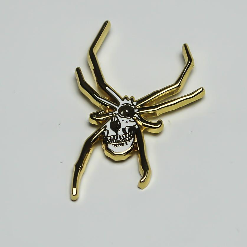 Strike Gently Co. Spider Pin