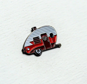 Lost Lust Supply Camper Trailer Pin
